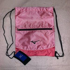 MIZUNO - draw string bag